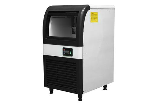 火锅店一体式块冰机案例展示