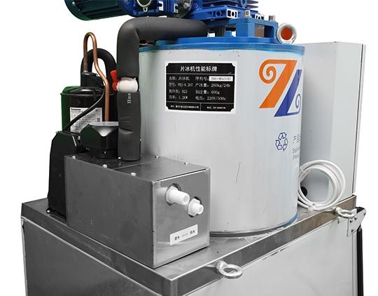 PB-0.3T鳞形片冰机